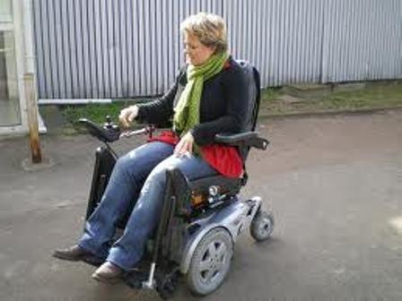 Handi consulting marrakech maroc fauteuil roulant electrique - Chaise roulante electrique prix ...