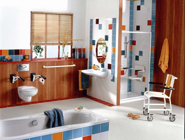 handi consulting marrakech maroc salle de bain et wc. Black Bedroom Furniture Sets. Home Design Ideas